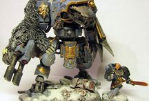 Warhammer 40k conversions