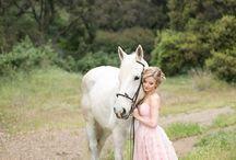 Braut-Pferd