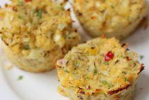 Bloemkool muffin