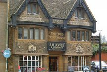 Where we (used) to live / Our home...Oxfordshire, England