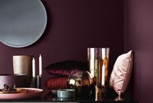 Strike it rich / Indulge yourself with rich colours and sumptuous textures of velour and velvet