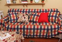 Чехлы для дивана идеи
