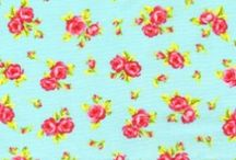 Fabric for my rag quilt