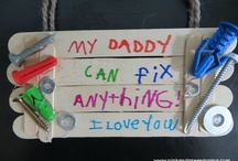 Kids - Fathers Day crsft