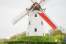 WIND MILLS (WINDMEULE EN -POMPE)