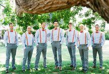 Groom & Grooms Men dress code