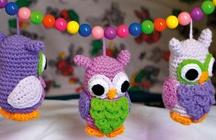 Who! Who? owls!