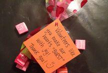 Appreciation Gifts / by Jen Bitz