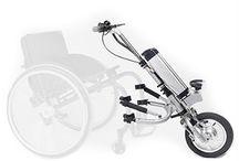 aankoppel voor rolstoelen enz