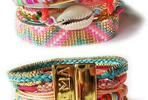 Hipanema bracelets