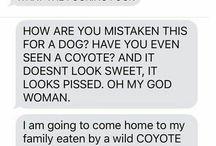 Lol texts