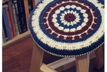 crochet for home decoration