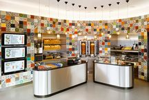 RETAIL - FOOD STORES / by Kate Sutton