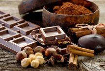 ШОКОЛАД / CHOCOLATE / Вкусно-шоколадные фотографии