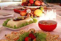 comida de natal