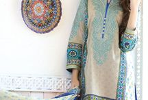 Oaks Gul-e-Farang Eid Collection / Unstitched Eid Collection
