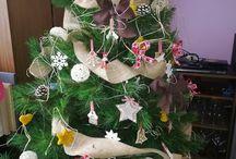 Rustical christmass decoracions / vesnické vánoce,staročeské vánoce,přírodní ozdoby,rustikální vánoce,svícny ze zavařovacích sklenic.ozdoby ze včelího vosku/village christmas, old christmas christmas, natural decorations, rustic christmas, candlesticks from welding glasses.developed from beeswax