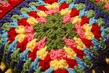 crochet squaress