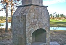 Fire Pits & Fireplaces by Sunshine Hardscape