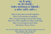 Sanskrit Prayers and Mantras