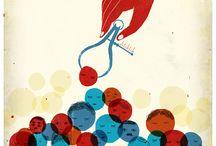 Illustration graphique / by Aurelien Marrel