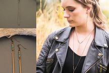 Crow Jane Jewelry Etsy / Crow Jane Jewelry is minimalist, modern, bohemian jewelry with a gypsy flair.