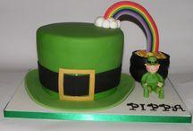 irish cakes