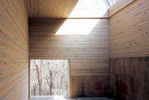 interior // wood