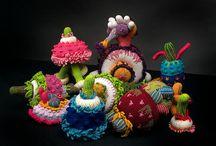 crochet 3D