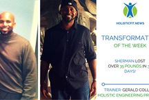 Weight LossTransformations - Holsitic Engineering / Amazing client transformations