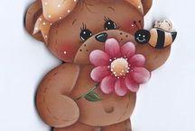 teddy bear...