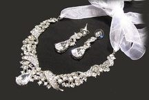 Wedding jewellery n headpieces