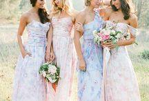 {wedding}  bridesmaid looks