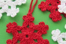 Crochet 9 Navidad