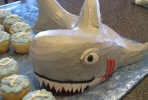 Kids Cakes / by Cindy Campbell