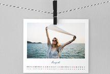 Gestaltungsideen für Premiumfotos / Polaroid Bilder, Wohnraumgestaltung, Dekoration, DIY, Ideen, Bastelideen, Polaroid, Fotos, Geschenkanhänger, Kalender im Polaroid-Stil uvm..