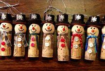 All those wine corks
