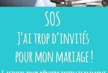 astuces organisations mariage