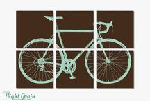 Cycling Is My Passion / I live for cycling / by Kathy J. Armada