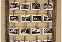 photo wall / by Sara Iannuzzi
