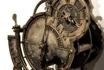 Steampunk technical