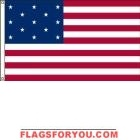 3x5 Flags Historical US Applique Star Flag