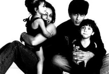 Shahrukhan and Family