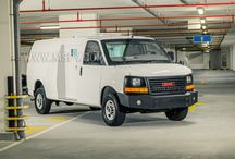 GMC Savana - Armoured Cash-In-Transit Van / MSPV GMC Savana vehicle armoring with certified steel and design to resist external ballistic treats.MSPV GMC Savana is an effective and reliable solution for those traveling in groups in risk-sensitive environments all over the world.