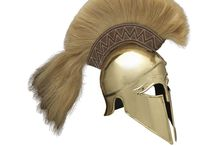 Greek Helmets / Armouries