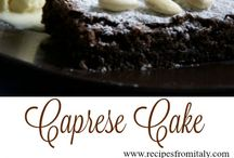 For Chocolate Lovers / Dessert recipes with chocolate
