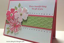 Stamping-Flower Shop