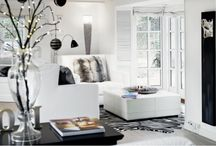Interior Design: Lovely Living Areas