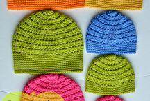 Cappelli uncinetto