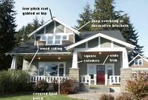 A. craftsman house